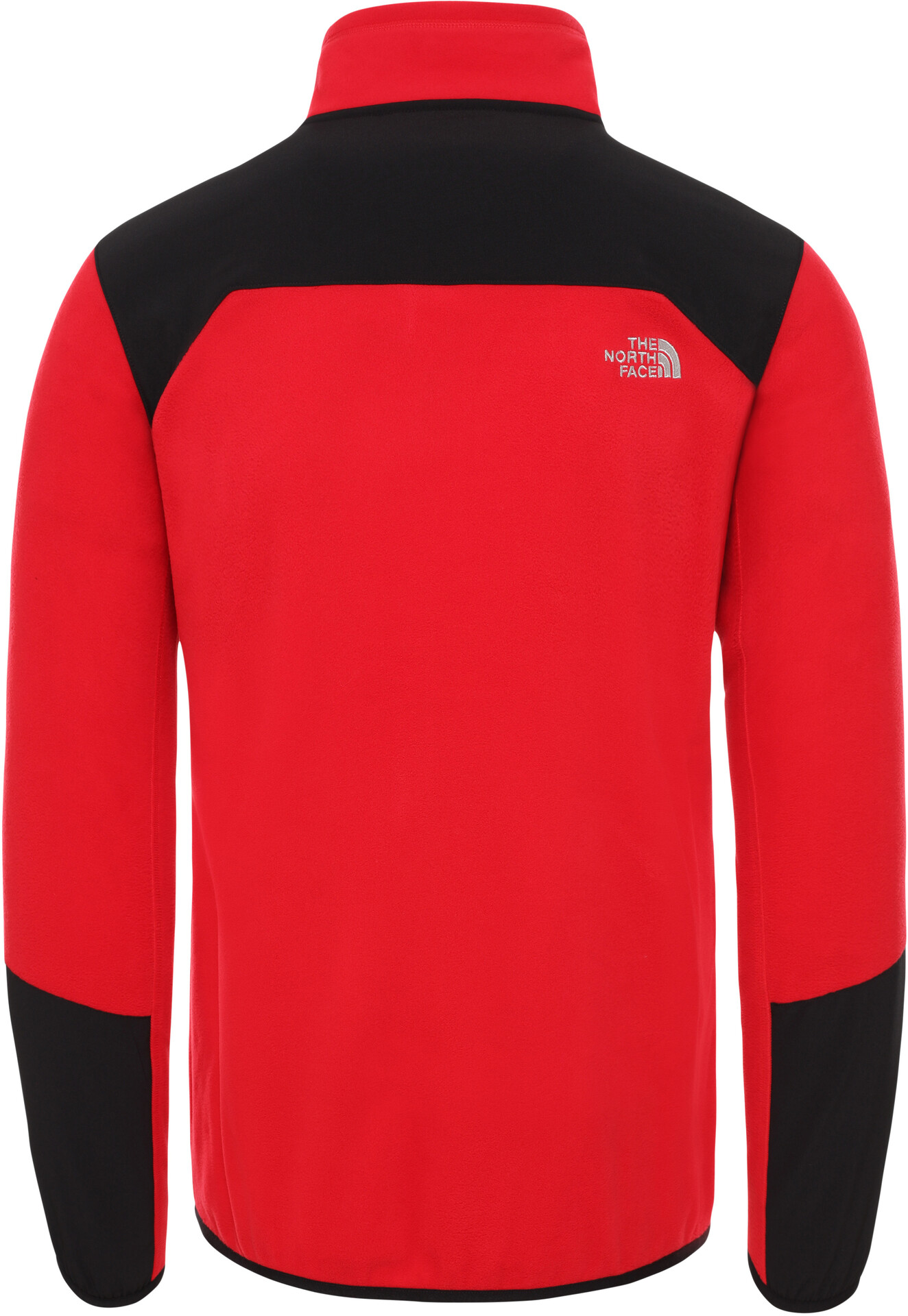 The North Face Glacier Pro Zip intera Uomo, tnf red/tnf black su Addnature cEr9B